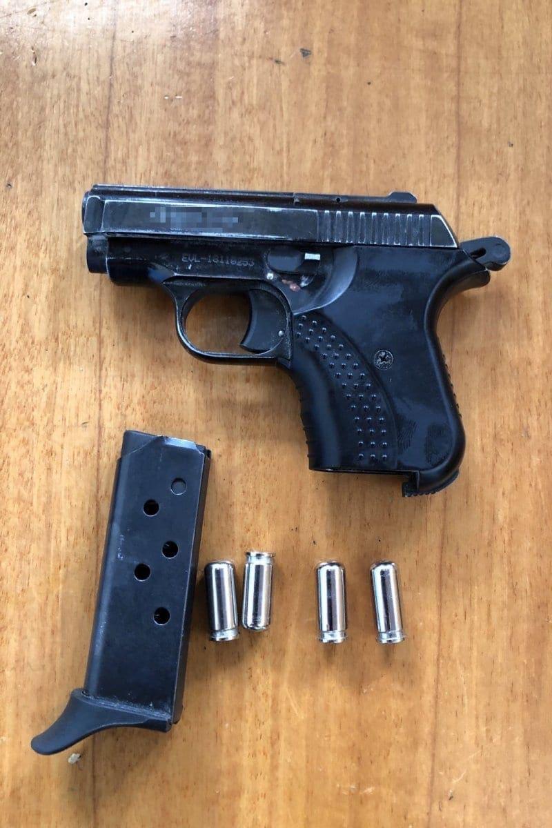Συνελήφθη 48χρονος για παράνομη οπλοκατοχή στην Κάλυμνο