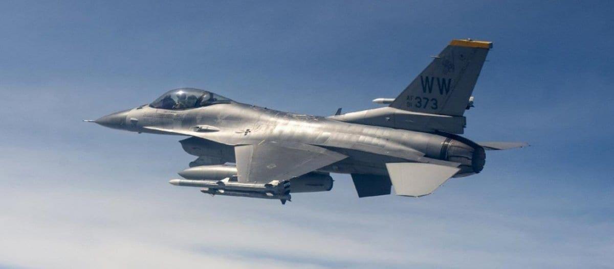 Άσκηση «Ατσάλινο Βέλος»: Τρία ελληνικά F-16 στην Κύπρο