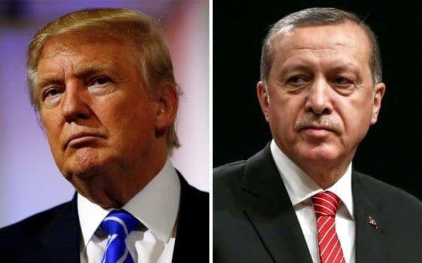 Αγρίεψε ο Τραμπ και απαιτεί τον άμεσο τερματισμό της τουρκικής εισβολής στη Συρία