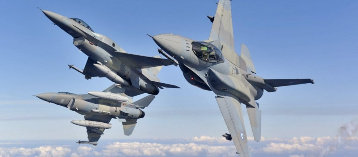 Άσκηση «Ατσάλινο Βέλος»: Οι Τούρκοι «είδαν» τα ελληνικά F-16 όταν πλέον ήταν αργά
