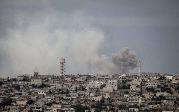 Προειδοποιεί η ΕΕ για τις συνέπειες μιας επίθεσης της Τουρκίας στη Συρία