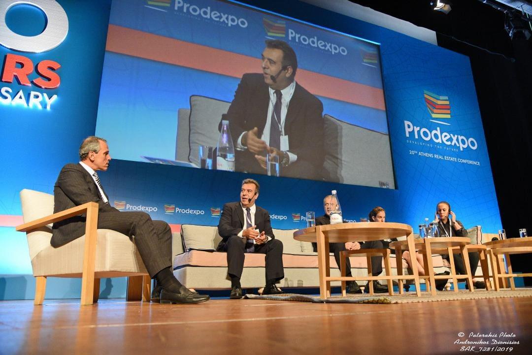 O υφυπουργός Τουρισμού κ. Μάνος Κόνσολας για τη δυναμική που προσδίδουν στον τουρισμό τα έργα αστικών αναπλάσεων