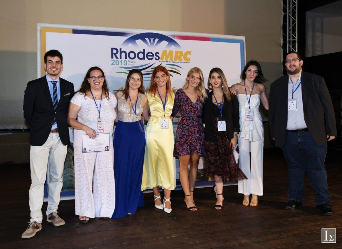 Ολοκληρώθηκε με εξαιρετική επιτυχία το 10ο Rhodes Model Regional Co-operation 2019