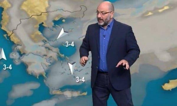 Αντικυκλώνας-τέρας θα καλύψει την Ελλάδα μέχρι τέλη Οκτώβρη