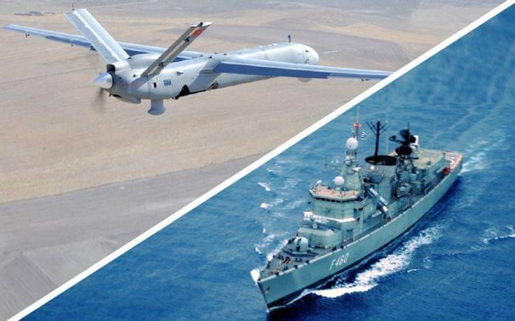 Οι Τούρκοι κατασκοπεύουν τον ελληνικό στόλο στο Αιγαίο, εντατική η χρήση drone