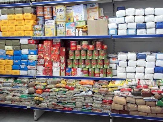 Δωρεές τροφίμων από τις Ξενοδοχειακές μονάδες του νησιού