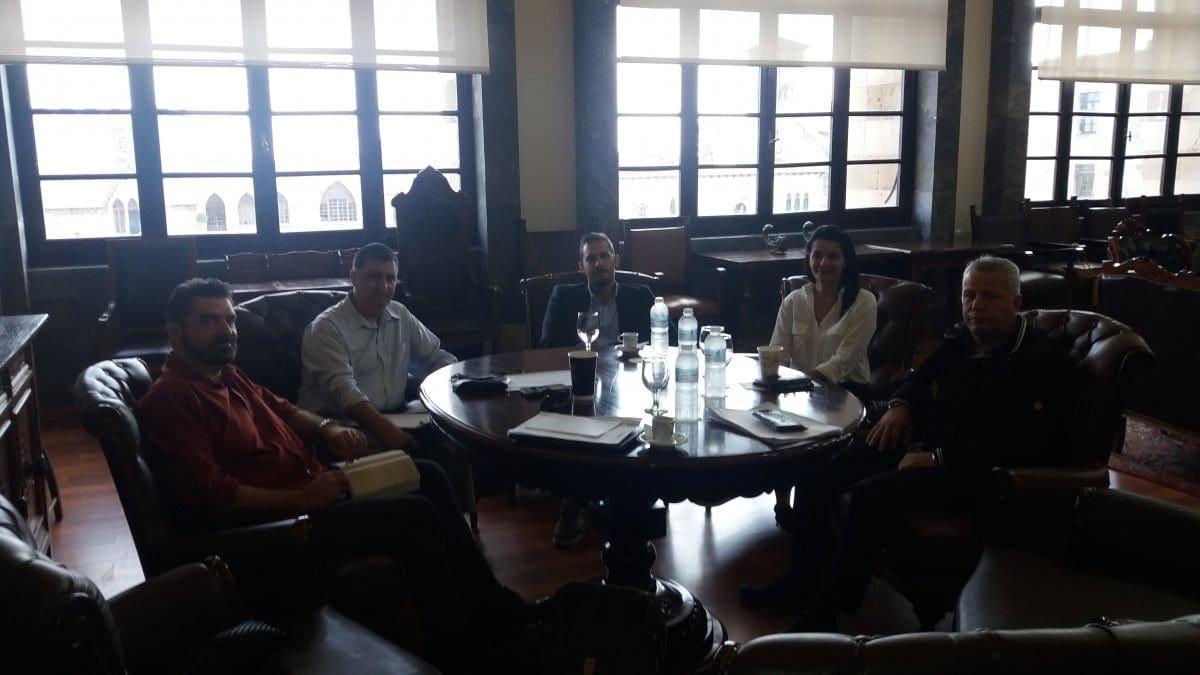 Συνάντηση εργασίας Δήμου Ρόδου με ΕΠΙΣΕΥ στο πλαίσιο των δραστηριοτήτων του ευρωπαϊκού έργου IN-PREP