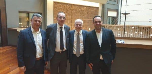 Πανηγυρική εκλογή του Αντώνη Καμπουράκη στην Προεδρία της ΠΕΔ Ν. Αιγαίου