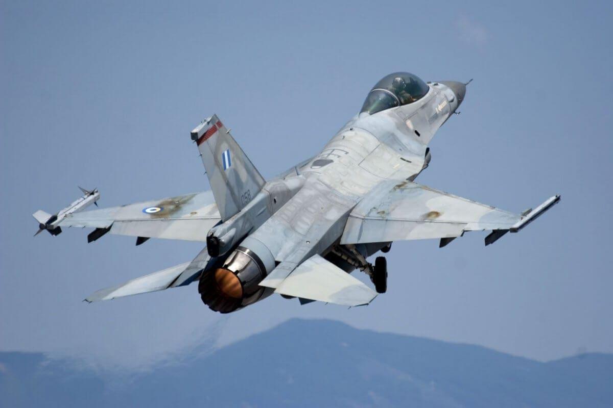Τουρκικές παραβιάσεις στη Ρόδο – F16 σε χαμηλή πτήση πάνω απο τη Ρόδο