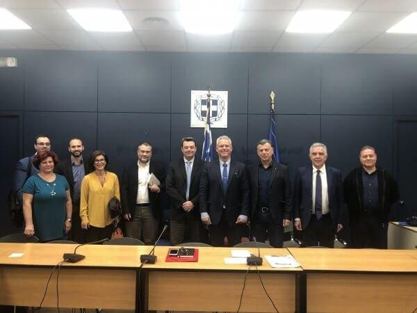 Σύσκεψη στο Υπουργείο Υγείας για τα προβλήματα υγείας στα Δωδεκάνησα