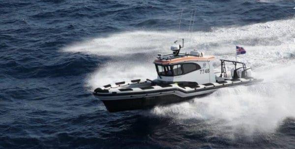 Ενισχύεται με 10 σκάφη Leiftur 1100 cabin rib δωρεά των εφοπλιστών το Λιμενικό