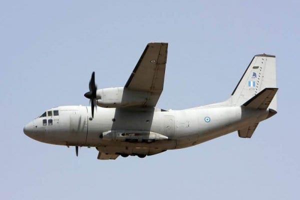 Η Πολεμική Αεροπορία δίπλα στην κοινωνία – 94 αεροδιακομιδές τον Οκτώβριο