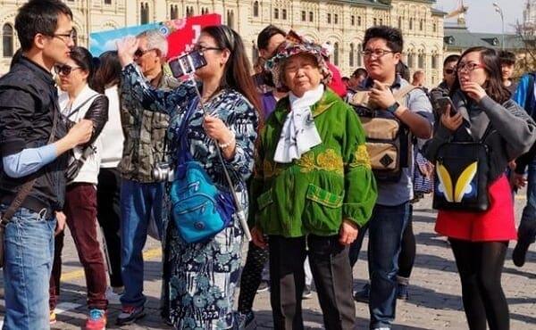 Στόχος οι 500.000 κινέζοι τουρίστες το 2021