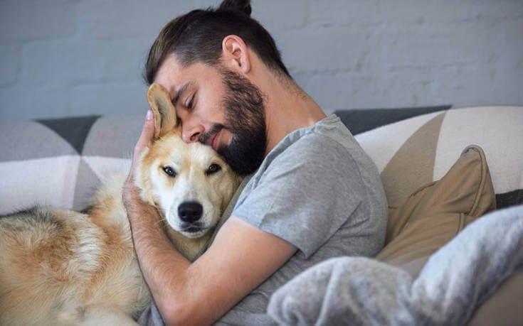 Έρευνα : Το μυστικό της μακροζωίας είναι να έχεις σκύλο !