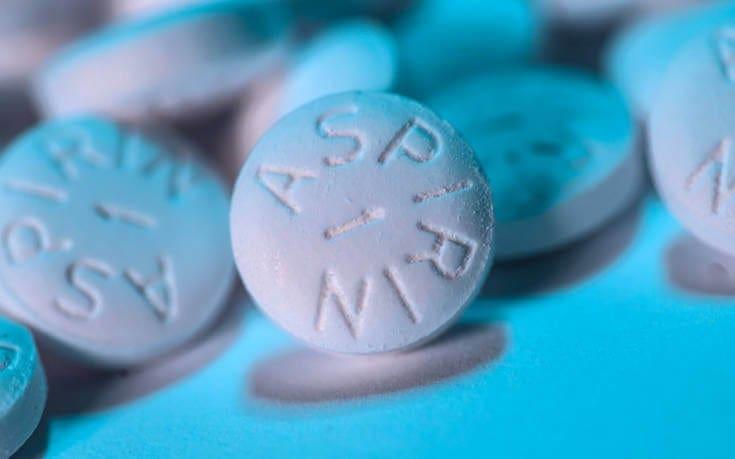 Η ασπιρίνη «ασπίδα προστασίας» στην ανάπτυξη ανευρύσματος