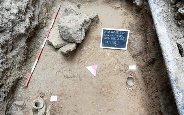 Αρχαία ελληνική νεκρόπολη ανακαλύφθηκε, τυχαία, στη Σικελία