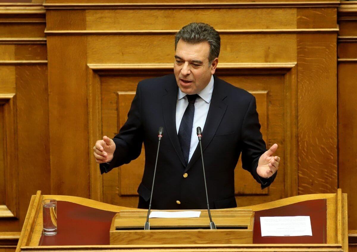 O υφυπουργός Τουρισμού κ. Μάνος Κόνσολας για το φοιτητικό πάσο στους σπουδαστές των ΑΣΤΕ