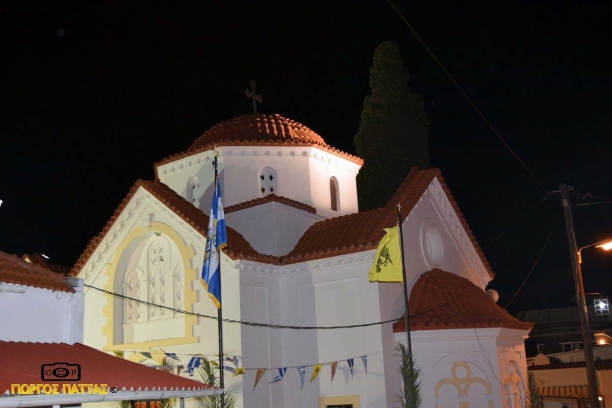 Καμάρι Παστίδας : Η Γιορτή του Αγίου Νικολάου Παστίδας και οι επόμενες εκδηλώσεις