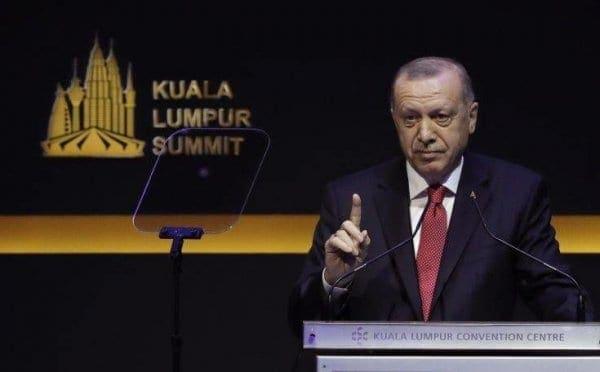 Ερντογάν: Θα παρουσιάσουμε την πρόταση μας για αποστολή στρατιωτών στη Λιβυή