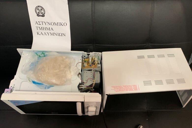 Εξιχνιάστηκε υπόθεση διακίνησης σημαντικής ποσότητας ναρκωτικών ουσιών στην Κάλυμνο