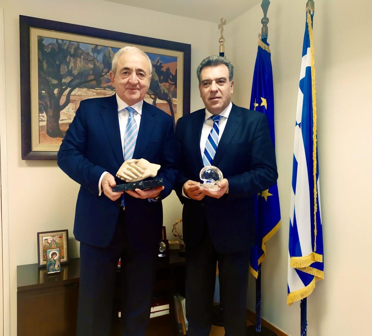 Κόνσολας: «Συνεργασία των χωρών της μαύρης Θάλασσας για τον τουρισμό και την τουριστική εκπαίδευση, με επίκεντρο την Ελλάδα»