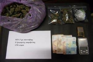 Συνελήφθη 29χρονος για διακίνηση ναρκωτικών ουσιών στη Ρόδο
