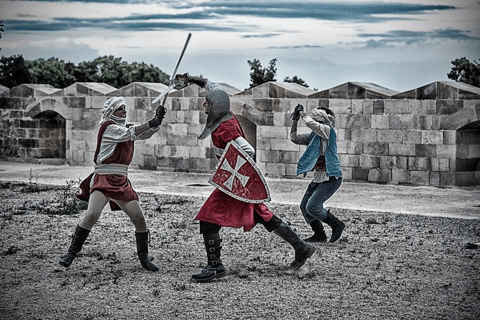 Εργαστήρι Σκηνικής Ξιφομαχίας από το Μεσαιωνικό Ρόδο