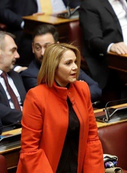 Δήλωση Μίκας Ιατρίδη για την ψήφιση του νέου εκλογικού νόμου