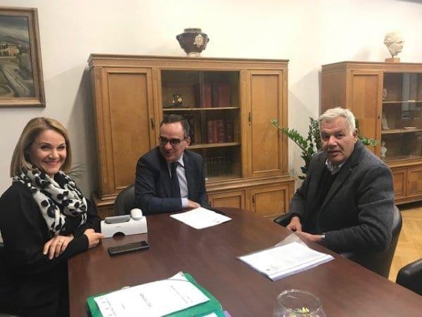 Εποικοδομητικές συναντήσεις για την ενδυνάμωση της κοινωνικής συνοχής  από τον αντιδήμαρχο κ. Γιώργο Τριάντο