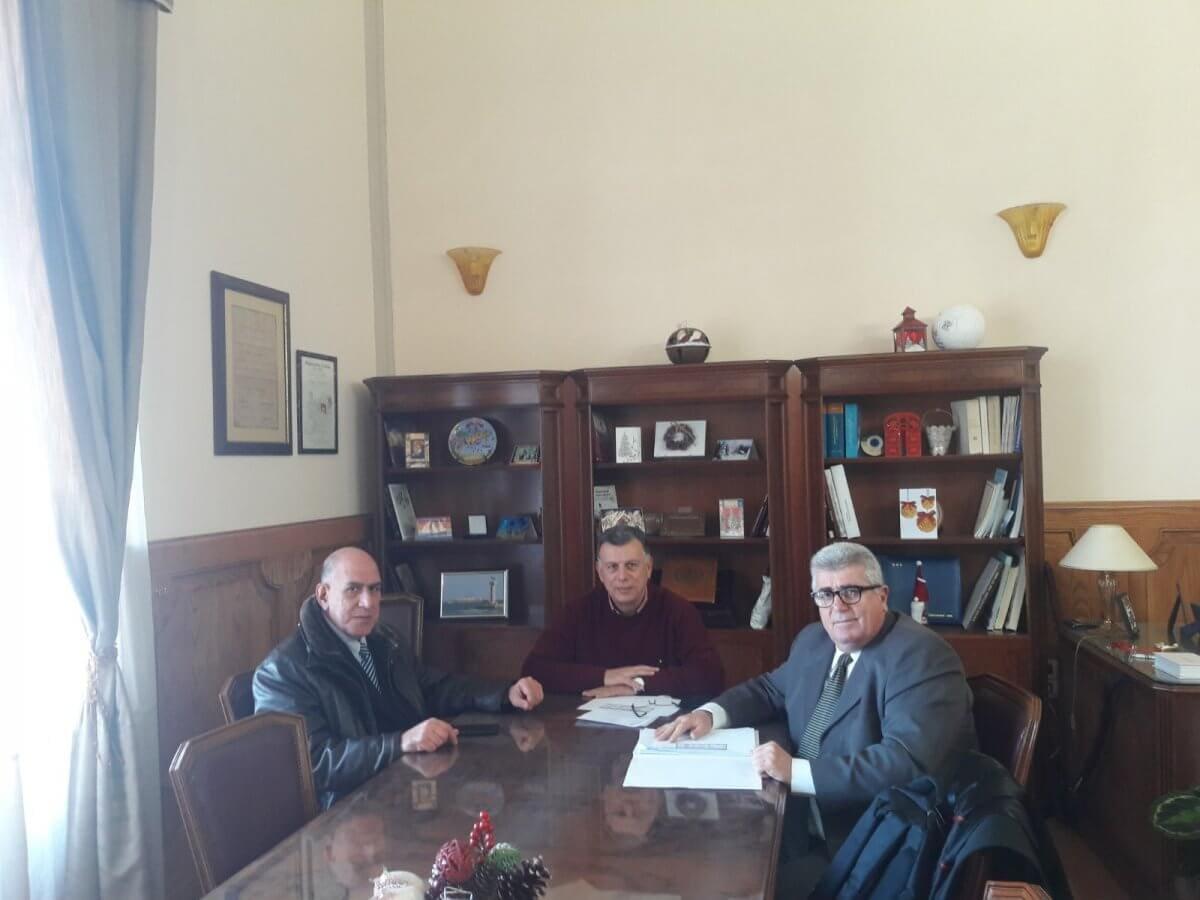 Σε ανοικτό διάλογο με τους παραγωγούς της Κω ο αντιπεριφερειάρχης πρωτογενή τομέα Φιλήμονας Ζαννετίδης