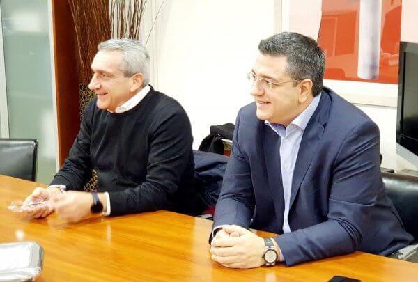Σε κυβερνητικές συσκέψεις για την Πολιτική Προστασία και το Προσφυγικό – Μεταναστευτικό ζήτημα, συμμετείχε ο Περιφερειάρχης