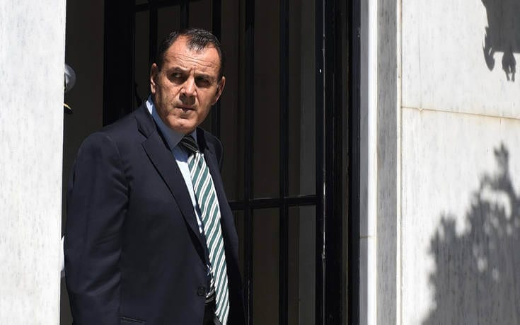 Παναγιωτόπουλος: Οι Ένοπλες Δυνάμεις είναι ικανές να αντιμετωπίσουν κάθε τουρκική πρόκληση