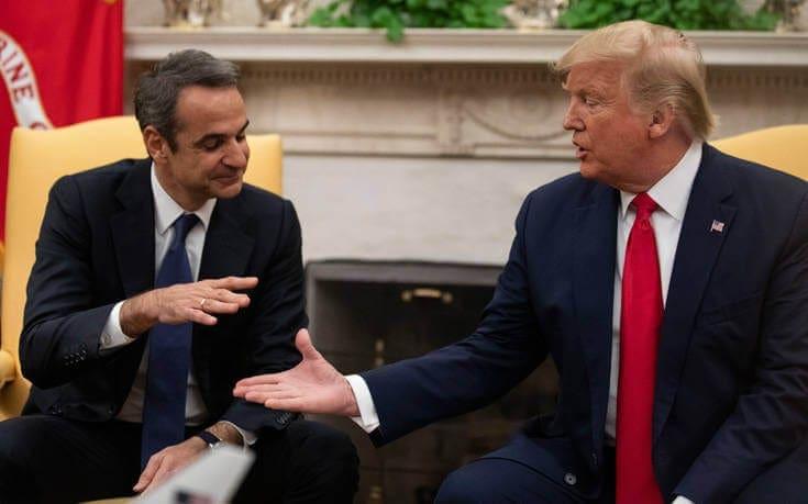 Συνάντηση Τραμπ – Μητσοτάκη: Τα F-35, η επιστροφή τζιχαντιστών στην Ελλάδα και οι συζητήσεις με τον Ερντογάν