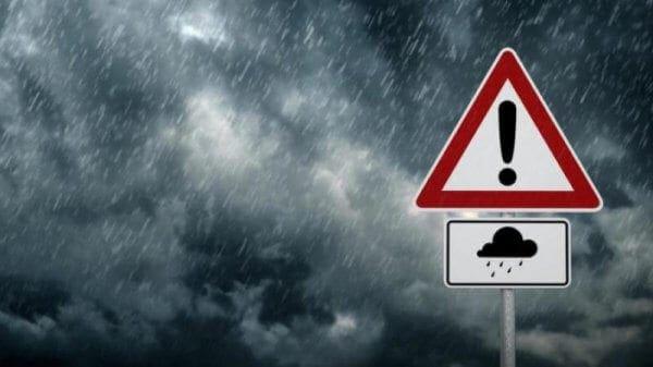 Προσοχή ! Επιδείνωση καιρού στην Περιφέρεια Νοτίου Αιγαίου. Οδηγίες Προστασίας από Έντονα Καιρικά Φαινόμενα