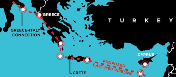 La Stampa: «Η Ρώμη στηρίζει Ελλάδα-Κύπρο-Ισραήλ για τον EastMed – H Tουρκία είναι εχθρική & με την Ιταλία»
