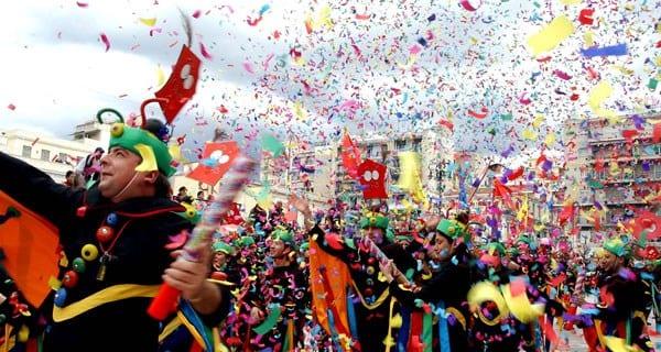 ΔΟΠΑΡ : Τα καρναβάλια της Ρόδου