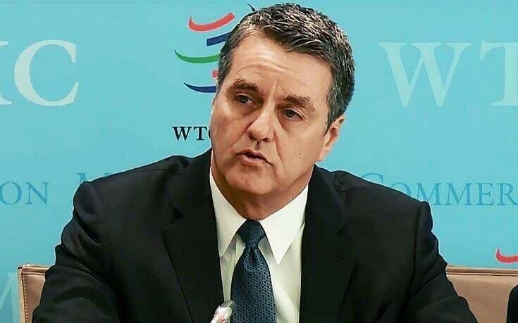 Κορονοϊός: Ύφεση μεγαλύτερη του 2008 προβλέπει ο Παγκόσμιος Οργανισμός Εμπορίου