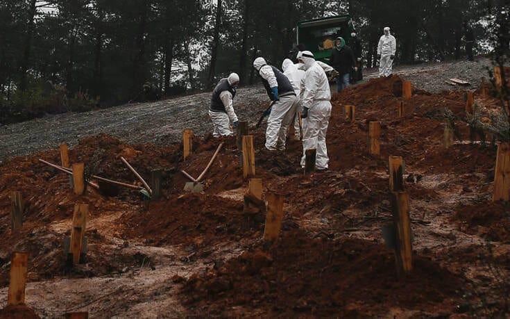 Κορονοϊός: Δύο εκατομμύρια άνεργοι και 356 νεκροί στην Τουρκία