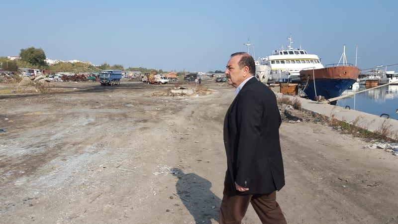 Φ.Χατζηδιάκος: Στηρίζουμε τις προσπάθειες μετεγκατάστασης των Ρομά