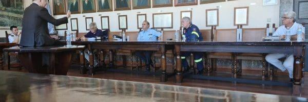 Ευρεία σύσκεψη συντονισμού στον Δήμο Ρόδου για τους Ρομά