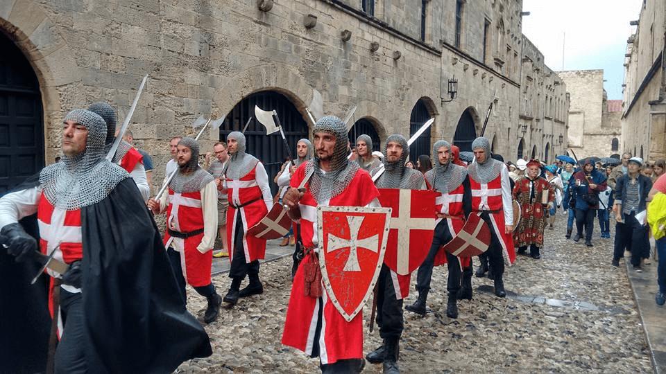 Άγνωστο ακόμα αν θα γίνει το Μεσαιωνικό Φεστιβάλ σε νέα ημερομηνία