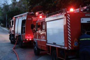Από τη Δευτέρα ο ημερήσιος χάρτης πρόβλεψης κινδύνου πυρκαγιάς