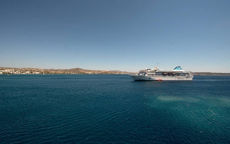 Αναστολή κρουαζιέρων μέχρι τις 30 Ιουλίου ανακοίνωσε η Celestyal Cruises