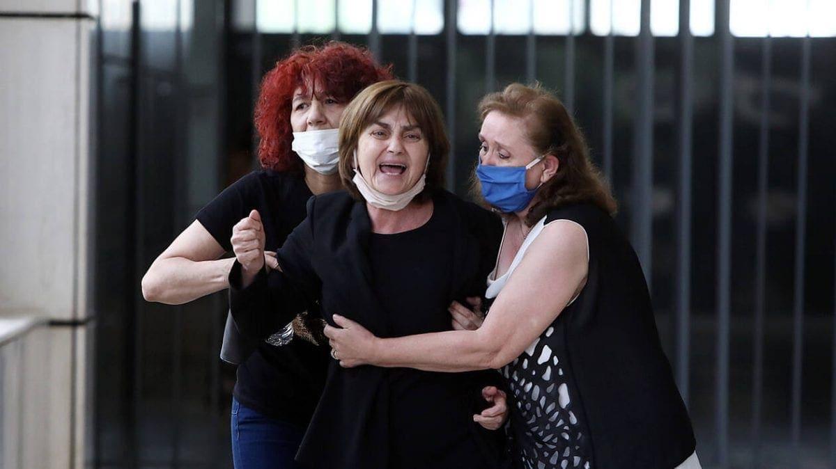 Μητέρα Τοπαλούδης:  Δεν τελειώνει εδώ η δίκη –  Φυσικά υπάρχουν και ευθύνες άλλων προσώπων
