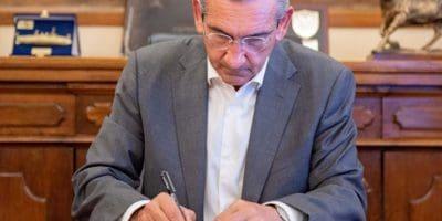 Εγκρίθηκε η διαδικασία ανάθεσης της κατασκευής δικτύου που θα υδροδοτήσει την Ιαλυσό από το Φράγμα Γαδουρά