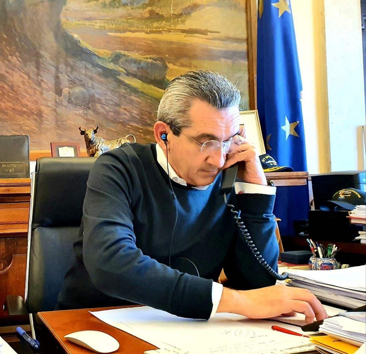 Την προμήθεια επιπλέον θαλάμων απομόνωσης και υποδοχής ασθενών και για Πάτμο, Αστυπάλαια και Ίο αποφάσισε η Οικονομική Επιτροπή της Περιφέρειας