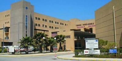Ευχαριστήριο του διοικητή του νοσοκομείου για την  λειτουργία του παιδιατρικού ΤΕΠ στη Ρόδο