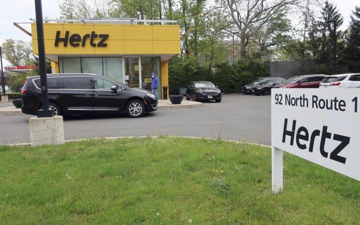 Πτώχευσε λόγω κορονοϊού σε ΗΠΑ και Καναδά η εταιρεία Hertz