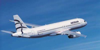 Aegean: Οι πτήσεις γι αυτό το καλοκαίρι – Δείτε τις πτήσεις απο Ρόδο