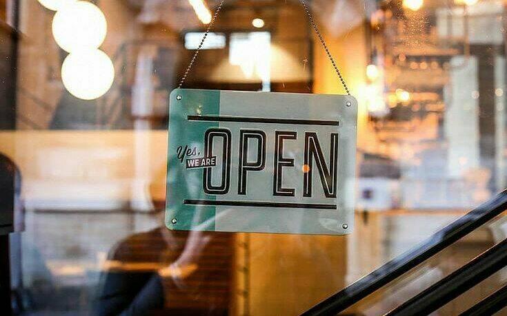 Αυτές είναι όλες οι επιχειρήσεις που ανοίγουν τη Δευτέρα – Αναλυτικά η λίστα
